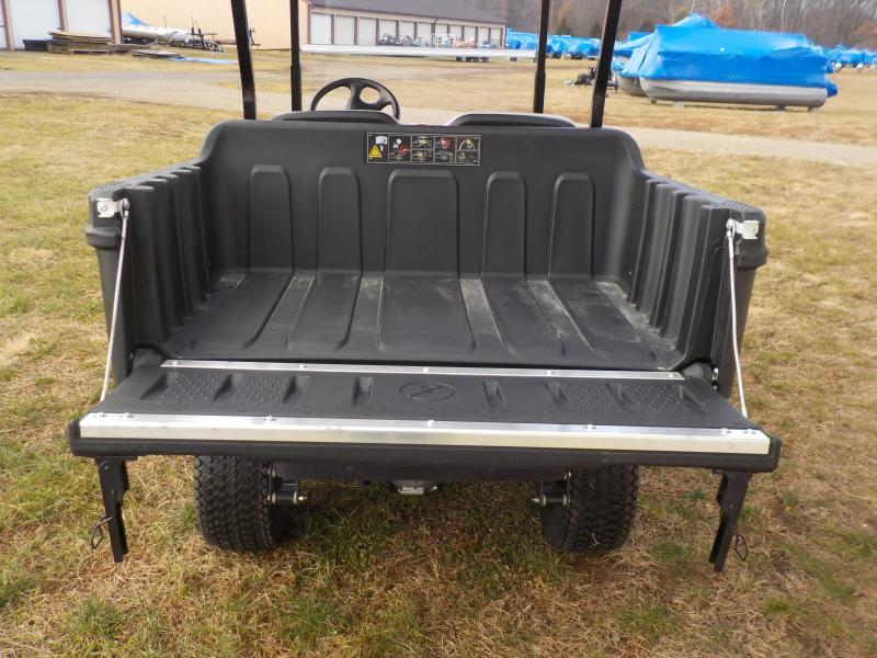 2019 Cushman Hauler 800 X Gas Golf Cart