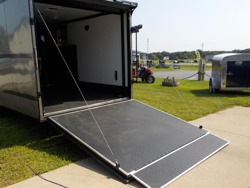 2020 Stealth Trailers Platinum Nomad DB Package Toy Hauler RV