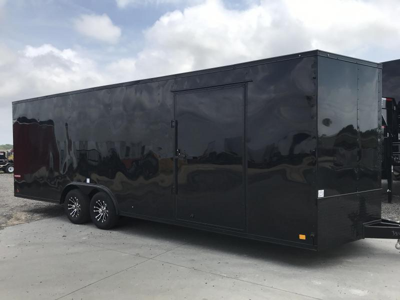 2018 Cargo Mate TXVHW8.524TA3 Enclosed Cargo Trailer