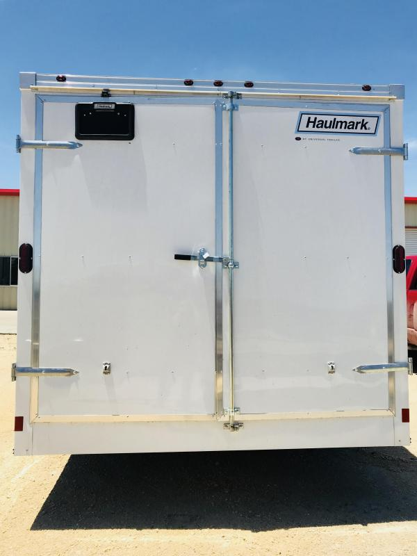2018 Haulmark JSO85X24WT3 Job Site Trailer