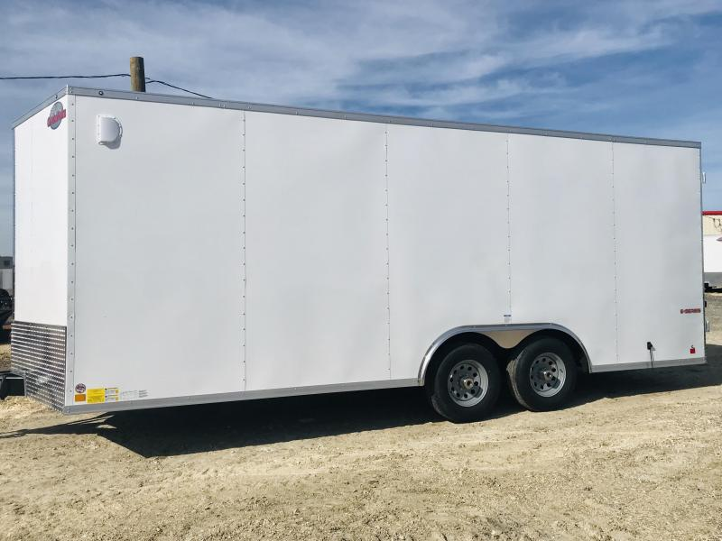 2019 Cargo Mate TXEHW820TA3 Enclosed Cargo Trailer   Trailers in ...