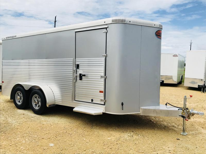 2018 Sundowner Trailers FD-306 Cargo Enclosed Cargo Trailer