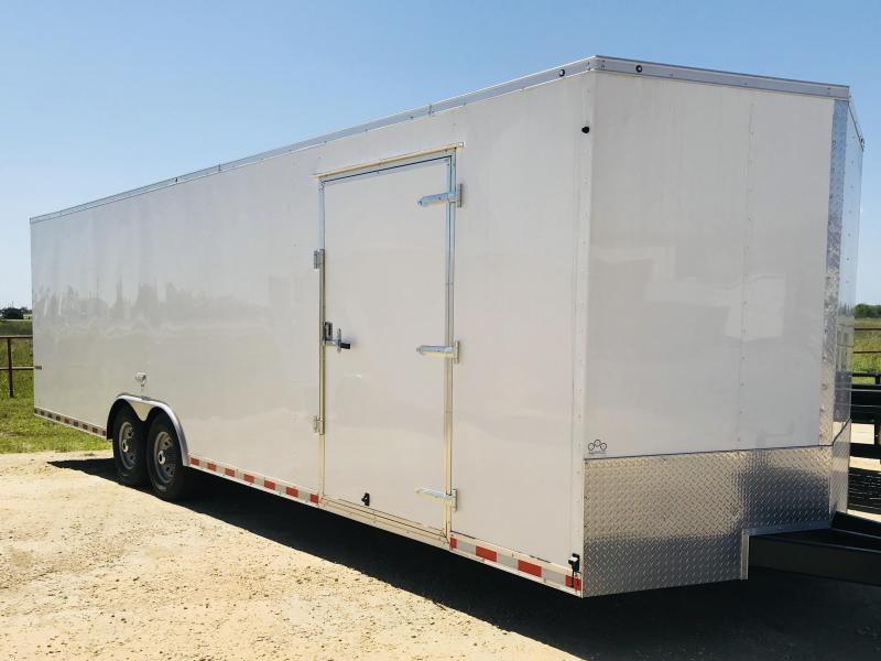 2018 Cargo Mate TXVHW8.528TA5 Enclosed Cargo Trailer