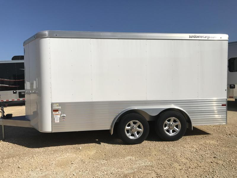 2017 Sundowner Trailers 16BP Enclosed Cargo Trailer