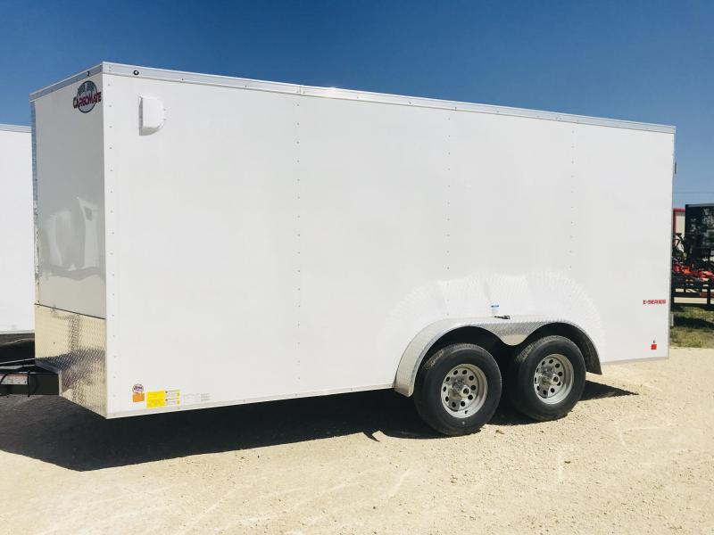 2018 Cargo Mate Enclosed Cargo Trailer