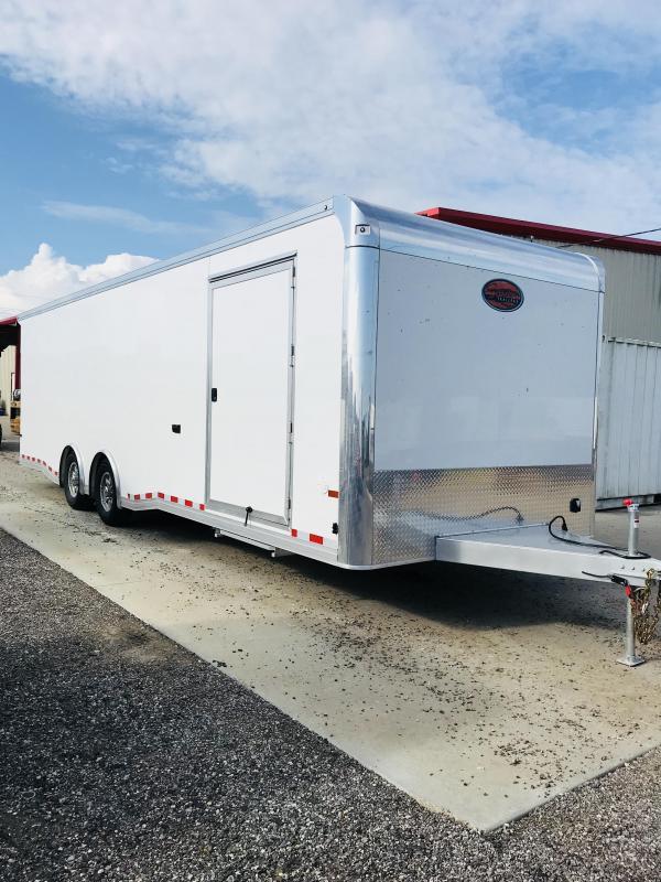 2018 Sundowner Trailers RC28BP Car / Racing Trailer