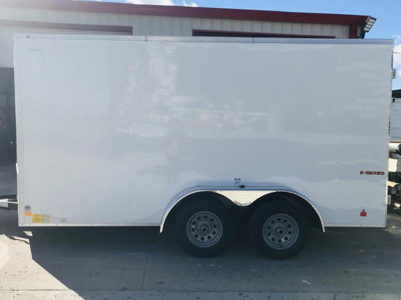 2019 Cargo Mate TXEHW714TA3 Enclosed Cargo Trailer