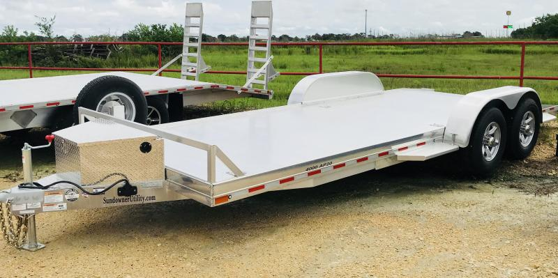 2018 Sundowner Trailers FD-306 Car Hauler Car / Racing Trailer