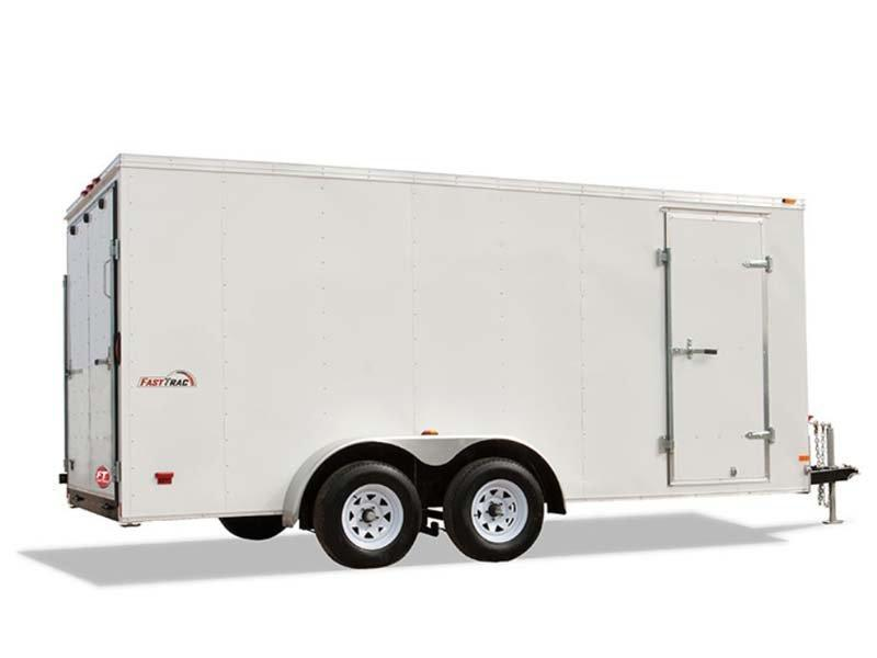 2017 Wells Cargo FT7162 Enclosed Cargo Trailer