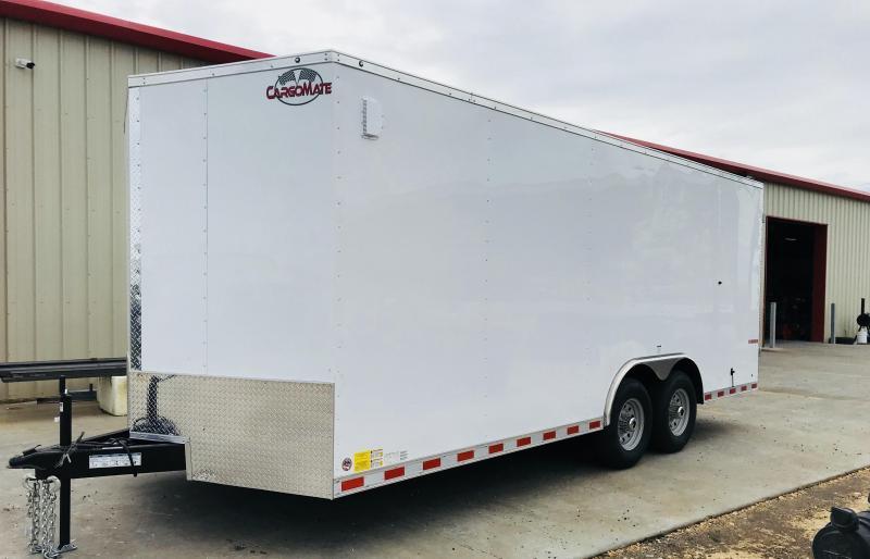 2019 Cargo Mate TXEHW820TA5 Enclosed Cargo Trailer