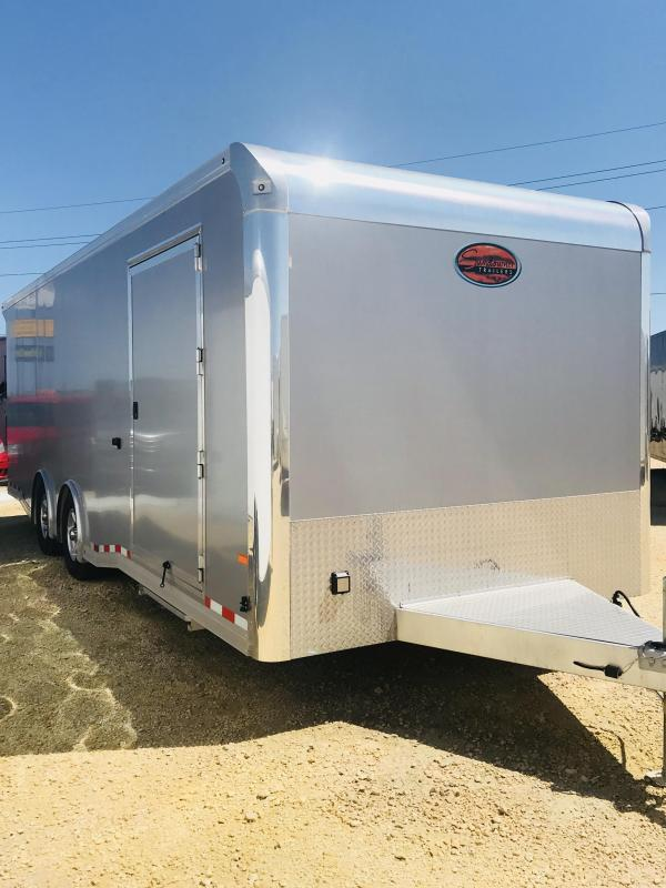 2018 Sundowner Trailers FD-306 Car / Racing Trailer