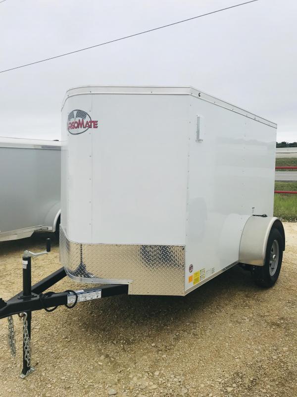2018 Cargo Mate TXEHW16TA3 Enclosed Cargo Trailer