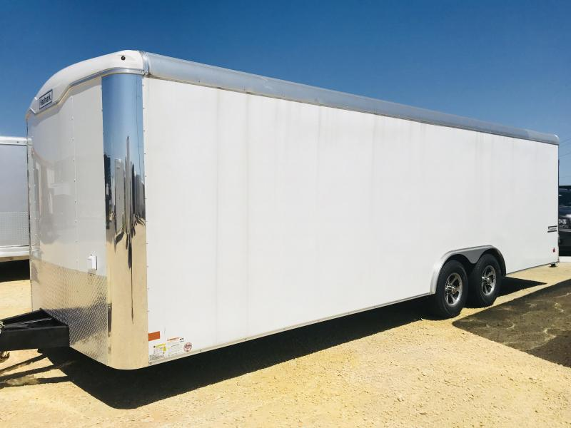 2018 Haulmark TST85X24TW3 Car / Racing Trailer