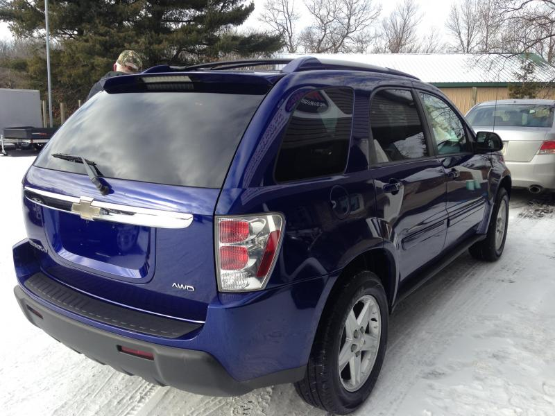 2005 Chevrolet Equinox AWD