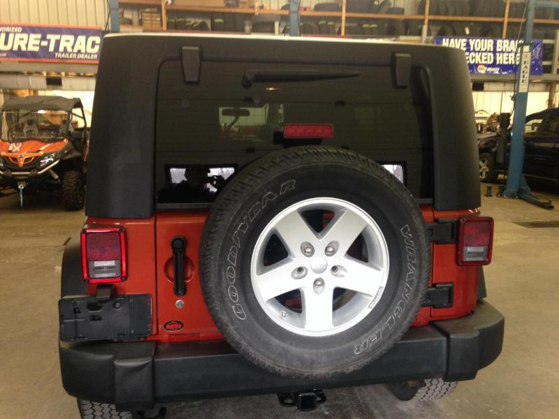 2009 Jeep Wrangler Unlimited 4dr 4X4