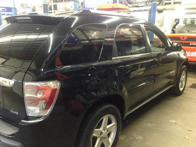 2005 Chevrolet Equinox AWD SUV
