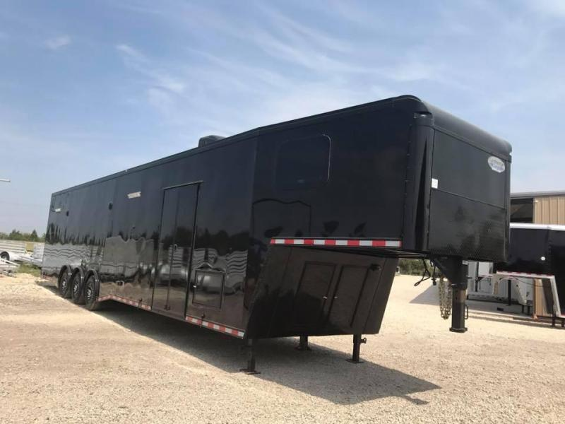 Living Quarters | Enclosed Trailers, Cargo trailers, concession ...