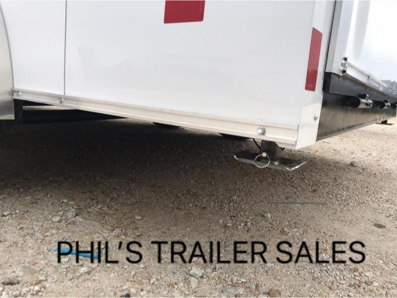 2019 Wells Cargo 7X16 + V 7 FT UTV PACKAGE interior COMMERCIAL GRADE ROAD FORCE Enclosed Cargo Trailer