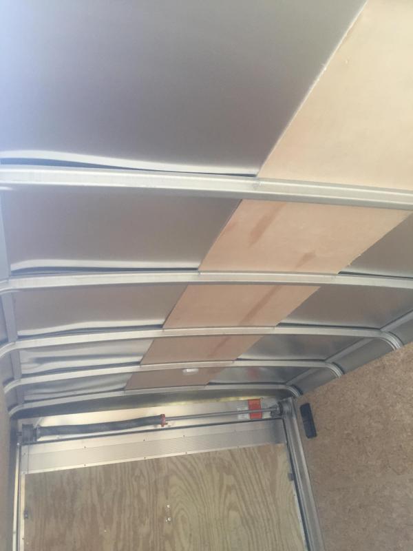 2017 Wells Cargo Lanscape trailer 7x16 heavy duty  Enclosed trailer* Cargo / Enclosed Trailer