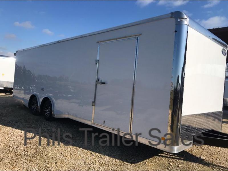 2019 24' COMMERCIAL GRADE Continental Cargo NOS Car / Racing Trailer