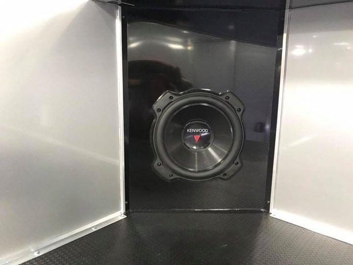 2018 24' Haulmark  ESCAPE DOOR RACE TRAILER Car / Racing Trailer