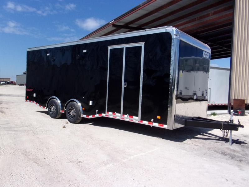 2018 24' Haulmark  ESCAPE DOOR RACE TRAILER Car / Racing Trailer