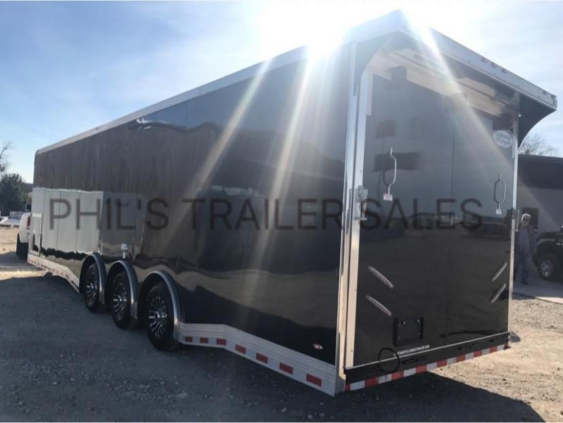 34 Continental Cargo AUTO MASTER Car / Racing Trailer