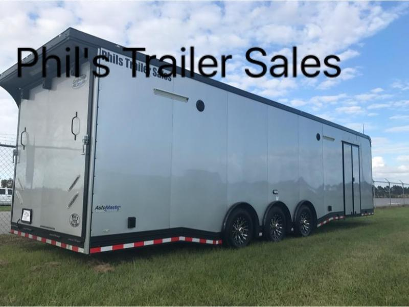 34 Continental Cargo RACE TRAILER   AUTOMASTER Car / Racing Trailer