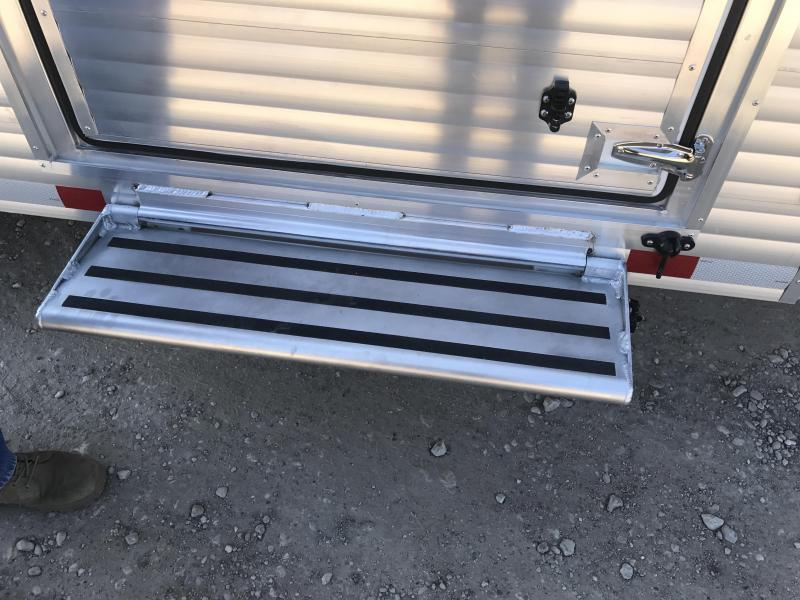 2019 32' Sundowner Commercial Grade  Gooseneck Aluminum  Cargo / Enclosed Trailer