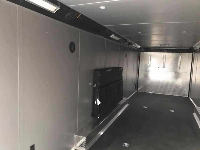 2019 50' Continental Cargo Living Quarters Car / Racing Trailer