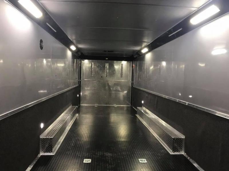 32 Continental Cargo AUTO MASTER Car / Racing Trailer