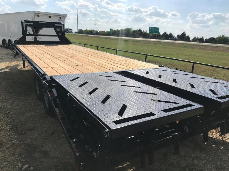 2018 Iron Bull IRON BULL Equipment Trailer