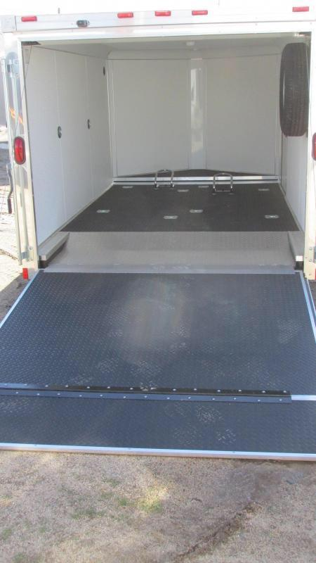 Motorcycle Trailers Enclosed Trailers Cargo Trailers