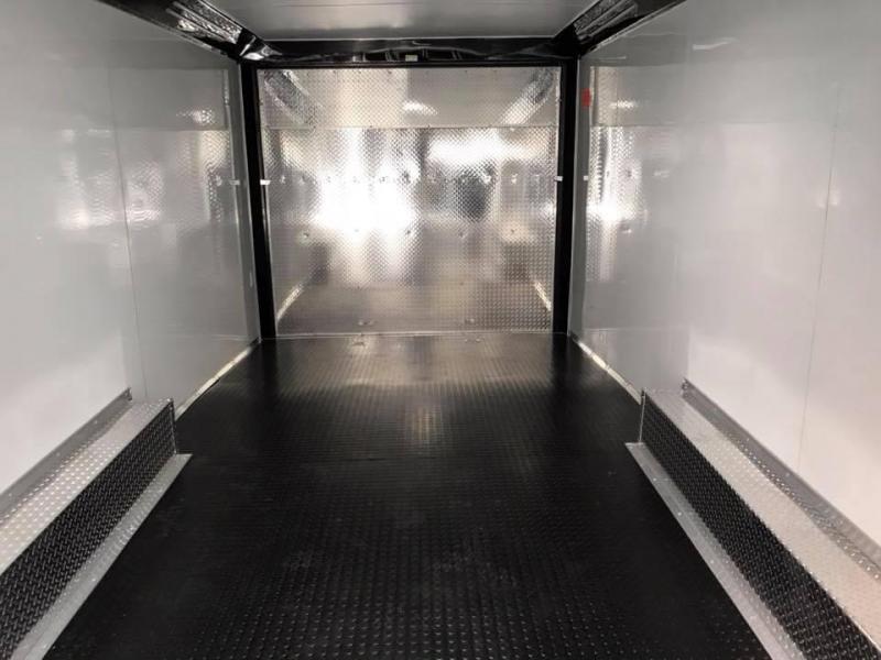 32' Triple Continental Cargo AutoMaster RACE  Car / Racing Trailer