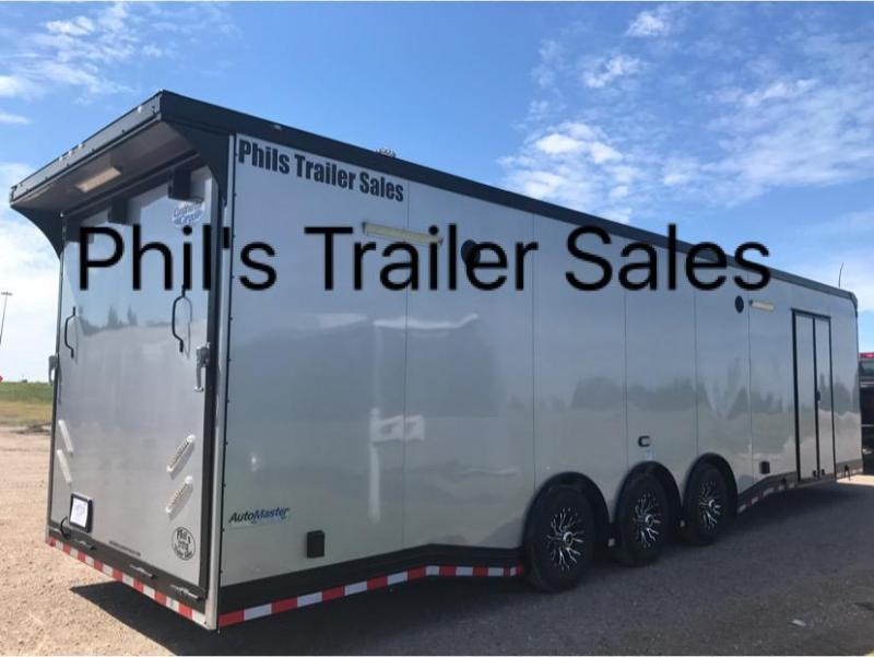 32'  Continental Cargo AUTOMASTER Car / Racing Trailer