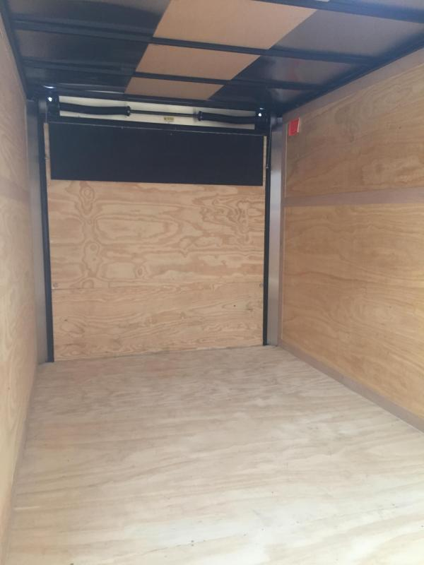 6x12 tandem 7 interior Continental Cargo Enclosed trailer* cargo Cargo / Enclosed Trailer