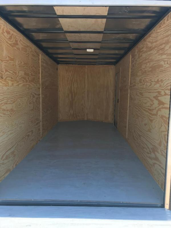 "Texas Select 7x14 + 2 v 6'6"" Enclosed trailer Cargo / Enclosed Trailer"