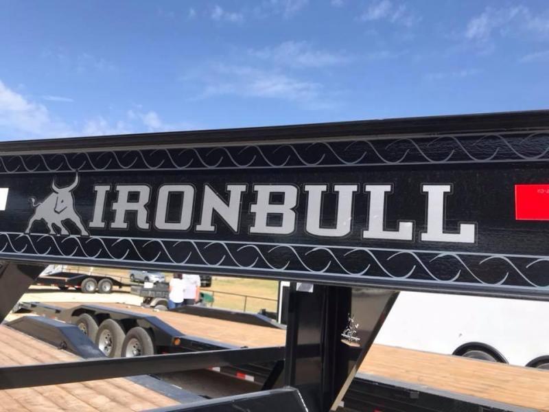 2018 Iron Bull 10224 Equipment Trailer
