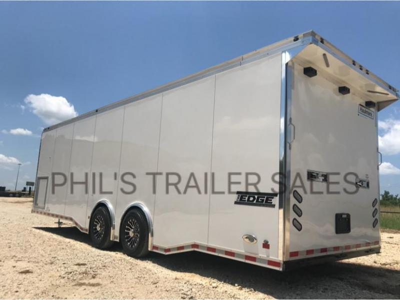 28' Haulmark Edge Car / Racing Trailer LOADED