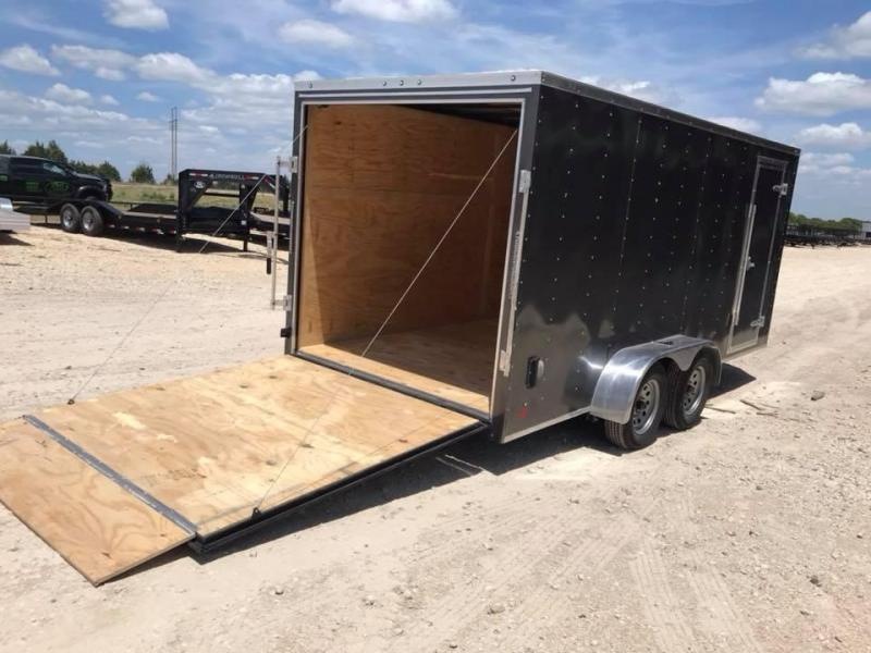 2018 Texas Select Texas Select Enclosed Cargo Trailer