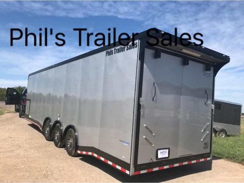 32 Continental Cargo AC with heat pump  Couch  AUTOMASTER Car / Racing Trailer
