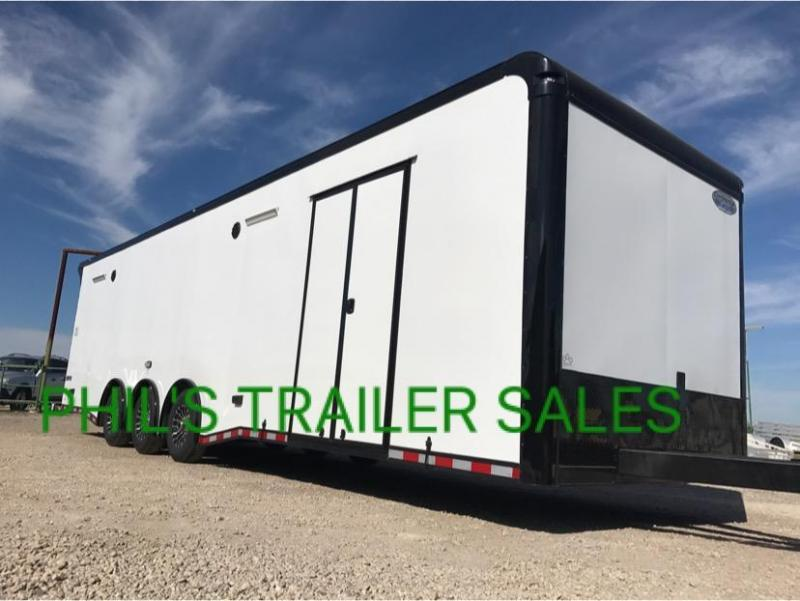 32 Continental Cargo AUTOMASTER Car / Racing Trailer