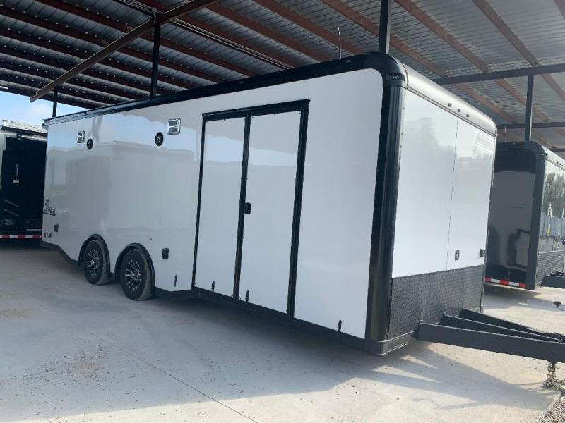 24' Haulmark Edge Car / Racing Trailer LOADED