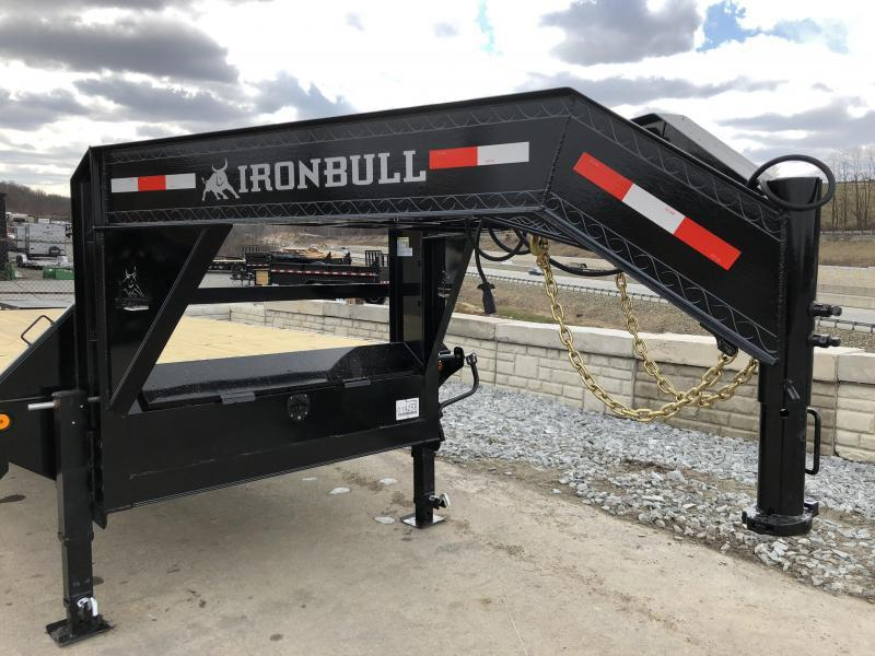 2019 Iron Bull equipment hauler Equipment Trailer