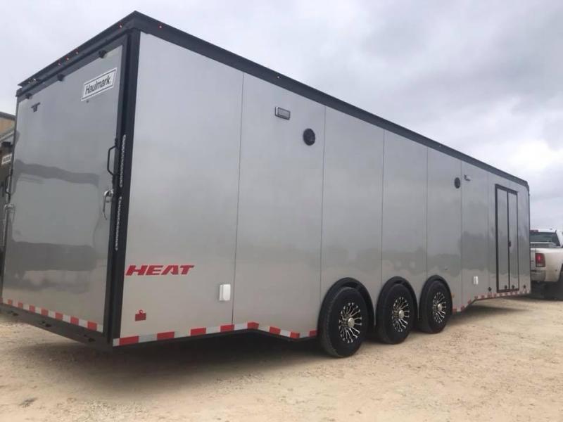 2018 Haulmark Race Trailer Car / Racing Trailer