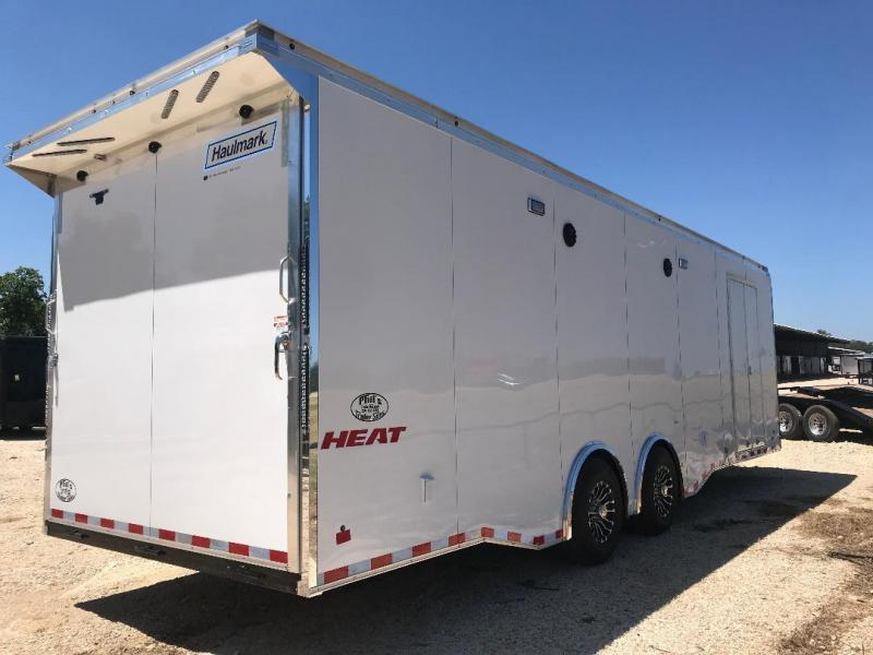 28' Haulmark RACE TRAILER Car / Racing Trailer