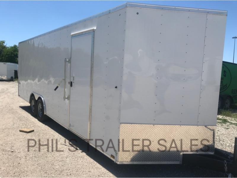 Pace American 8.5 x26 30 V nose 7 ft  CAR HAULER Cargo / Enclosed Trailer