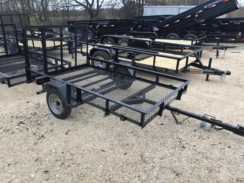 2018 Tiger 5x8 gate Utility Trailer