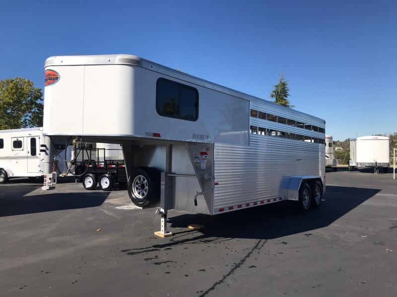 2019 Sundowner Trailers Rancher TR GN Livestock Trailer