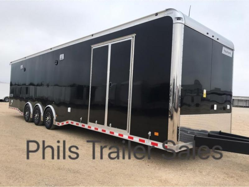 34' Haulmark EDGE PRO Car / Racing Trailer